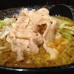 麺屋わっしょい - 初代 カレー黒醤油