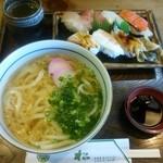 松寿司 - 松定食