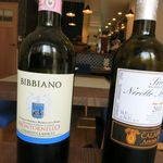 イタリアーノ プント ワイン&幸 - ビッビアーノ          カラブレッタ