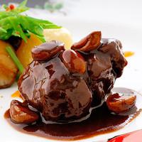 横濱元町 霧笛楼 - 味わい深いソースで食べるお肉料理は絶品