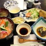 おやじ食堂 海のめし - 料理写真:海のめし定食
