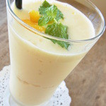 スマッジ コミュ - 豆乳スムージーマンゴー