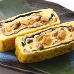 板前寿司 - 自家製寿司屋の玉子焼き