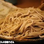 手打麺THE・うどん 大 - 2014年8月 そば