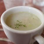 カレーナンハウス - セットのスープ