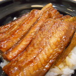 吉野家 - 鰻丼 二枚盛