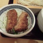 うどん竜屋 - ミニソースカツ丼