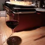 ワイン食堂TreTre - 1Fカウンターは6席