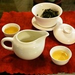 悟空茶荘 - 2014.8 一級黄金桂(880円)