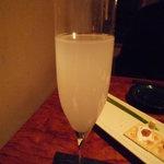 和酒BAR風雅 - まずはすず音で乾杯♪