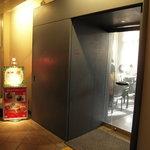 日比谷松本楼GRILL - お店の入口