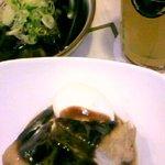 尾張名古屋の台所 山 本店 - おでんの味噌がけ