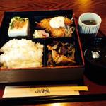 レストラン 三海 - 日替わり幕の内弁当  700円