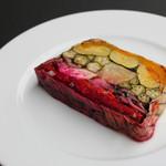 ディアログ - 料理写真:グリル野菜のテリーヌ