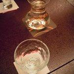 日本料理 木の花 - 日本酒(八海山)