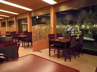 日本料理 木の花 - 店内の様子