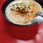 ハナウエ - ゴマ坦々麺