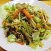 中華 井上 - 料理写真:肉野菜炒め