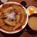 こころ - 帯広豚丼