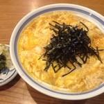 志な乃 - 玉子丼