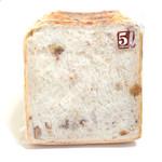 エスト ヴィラージュ - くるみ食パンの断面  '14 8月中旬