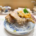 鮨たかし - つぶ貝