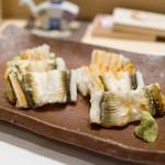 鮨たかし - 穴子の白焼き