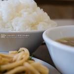 ちゃぼうず - 料理写真:大盛り御飯!