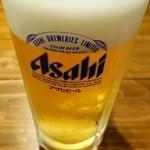 ぎゅう牛 - 生ビール