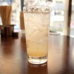肉汁水餃子 餃包 - 生レモンサワー