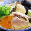 レストラン日本海 - 料理写真:名物・鯛茶漬け before