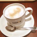 ドトールコーヒーショップ - カフェラテM
