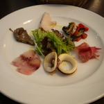 アンティカ トラットリア イルノンノ - 前菜