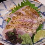 味工房まんま - 金目鯛の炙り