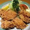 やなぎ亭 - 料理写真:定番!鶏のから揚げ★