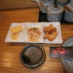 食楽漁師村 - お通し200円