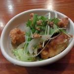 鶏唐 やまをんち - マリネのやつ(480円)