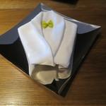 モダン和食 サル ドゥ マキノ - 可愛いテーブル・セット