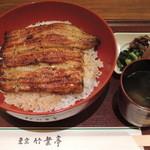 29999241 - 鰻丼(椿)