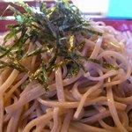 駒沢 そば蔵 - 新蕎麦11.1