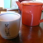 駒沢 そば蔵 - 蕎麦猪口