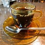 ごはんや ちどり ムゼウム - ホットコーヒー