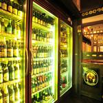 フリゴ - 160種類以上のヨーロッパのビールがあなたをお出迎え