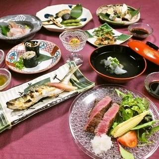 しみじみ美味しい和の食事。本当の贅沢はここにあり