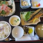 魚ごころ - 昼定食