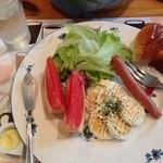 ペンション オリーブ - 料理写真:とても良くして頂きました♡軽井沢のおすすめのペンション!またぜひ利用したいです(^o^)