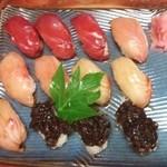 30007934 - 名物 島寿司