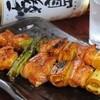焼き鶏家 笑人 - 料理写真:味、ボリュームにこだわったネギマモモ