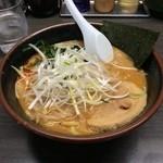 壱蔵家 - 味噌ラーメン(750円)