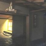 菊乃井 本店 - 菊乃井エントランス 2014/2月